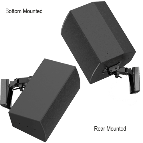 Cinema Surround Mounts - MultiMount - MM-060 - 60 lb Audio Mount