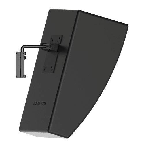 MM-017 | 25lb Indoor Speaker Wall Mount
