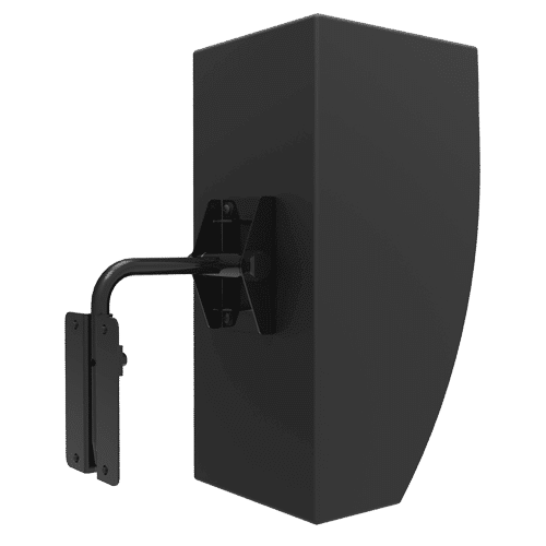 Cinema Audio Wall Mounts Cinema Speaker Wall Mounts | MM-022-BT | 60lb Indoor Speaker Wall Mount