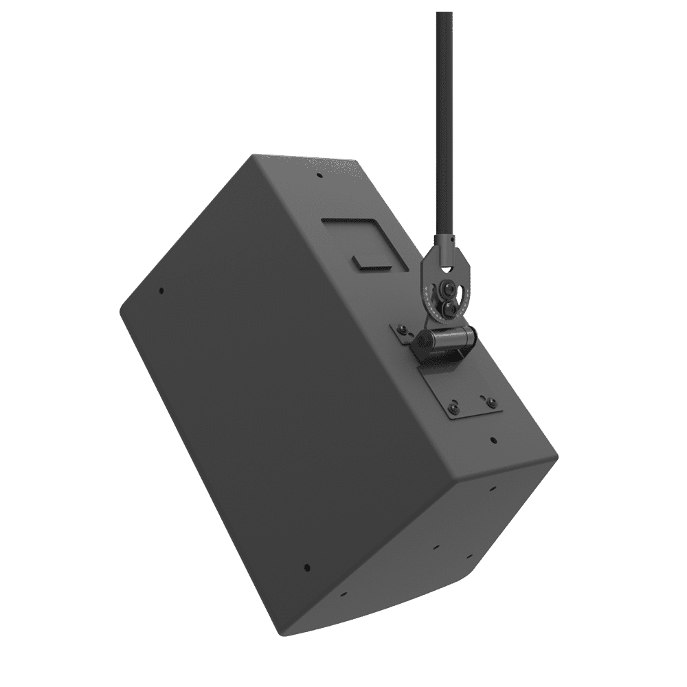 Pan, tilt and Roll Speaker Mounts