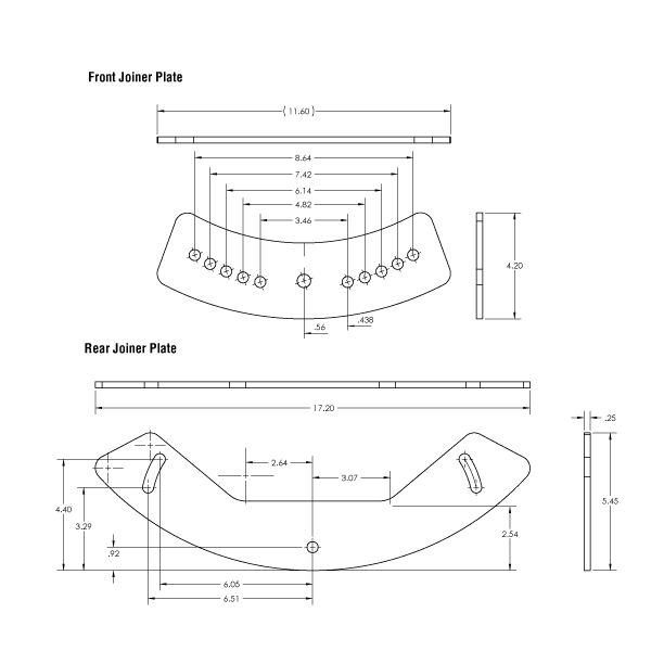 FP-CX12-3X1-Drawings