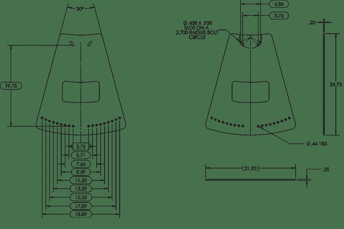 FP-EVH1152-2X1-Drawings