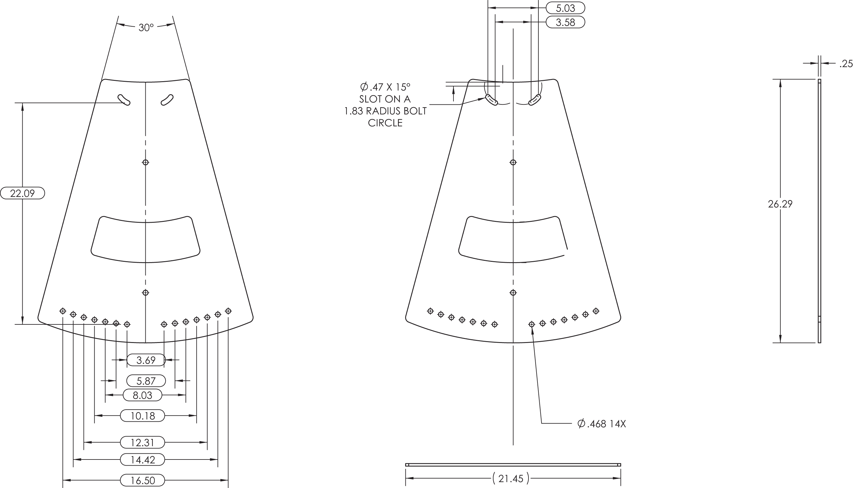 FP-PD5200-3X1SS-Drawings