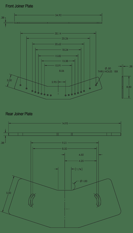 FP-STX5-2X1-Drawings