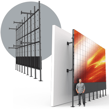 Video Wall Mounts & Rigging