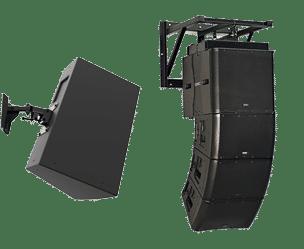 Indoor Pro Audio Mounts & Systems - Audio Mounts & Rigging