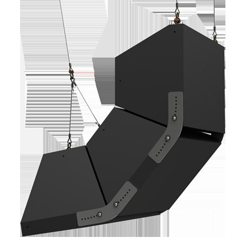 EAW AX Series 1X3 Line Array Rigging Kit