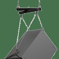 40 inch One Way Array Single Speaker Rigging